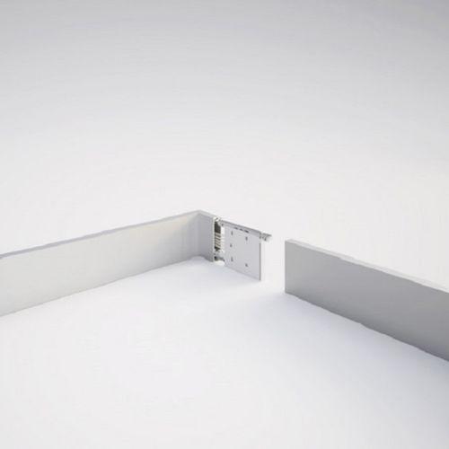 canaleta de cableado de aluminio / de pared / para escritorio / de techo