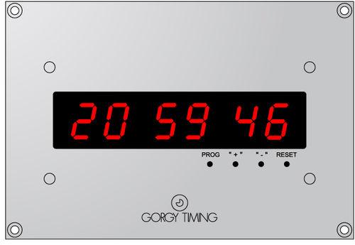 reloj contemporáneo