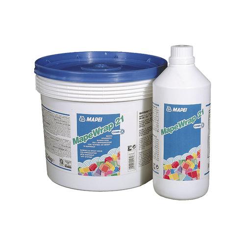 enlucido de imprimación en frío / para hormigón / epoxi