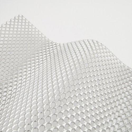 lámina de metal perforada