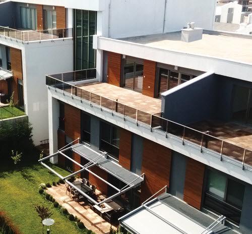 marquesina para terraza