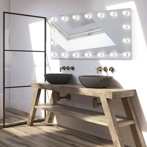 Espejo para baño de pared - BULBLINE - Top Light GmbH & Co ...