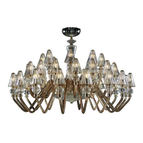 lámpara araña clásica