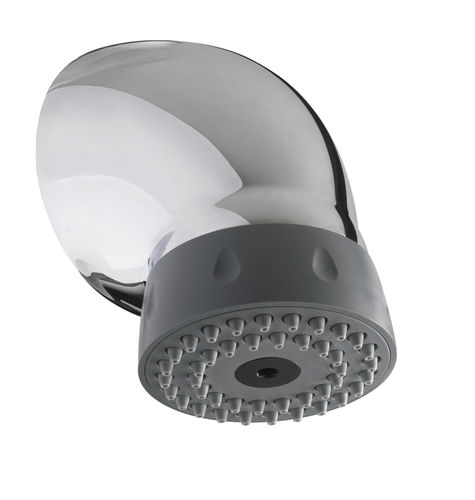 rociador de ducha de pared / redondo / para el sector servicios