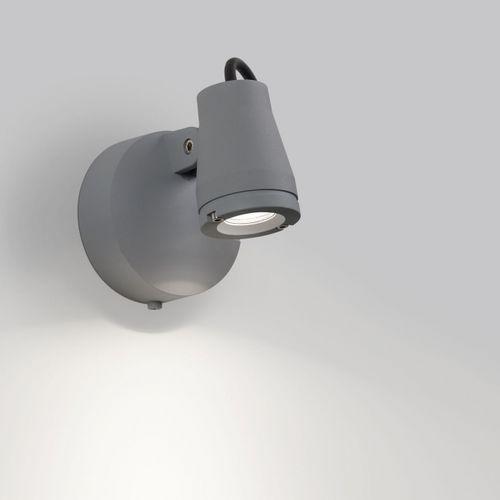 foco mural / para suelo / de exterior / LED