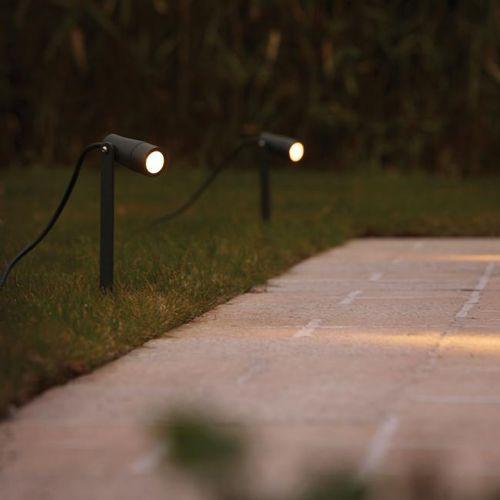 foco para suelo / de exterior / LED / redondo