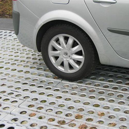 chapa perforada / de acero galvanizado / de aluminio / de suelo