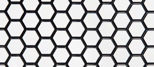 rejilla de ventilación de chapa de acero / rectangular / profesional