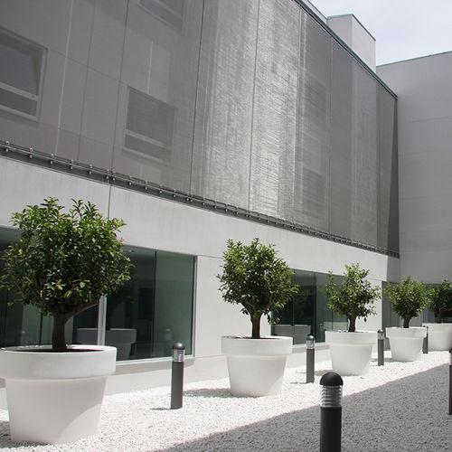 malla metálica para fachada - HAVER & BOECKER OHG