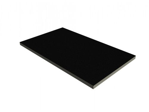 aislante térmico / de poliisocianurato PIR / para techado / tipo panel rígido