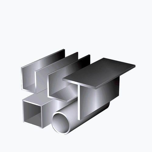 perfil de acabado de aluminio / para ángulo exterior / para ángulo interior / para tabique