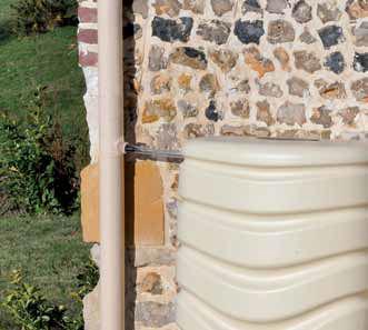 sistema de recuperación de aguas pluviales - Nicoll