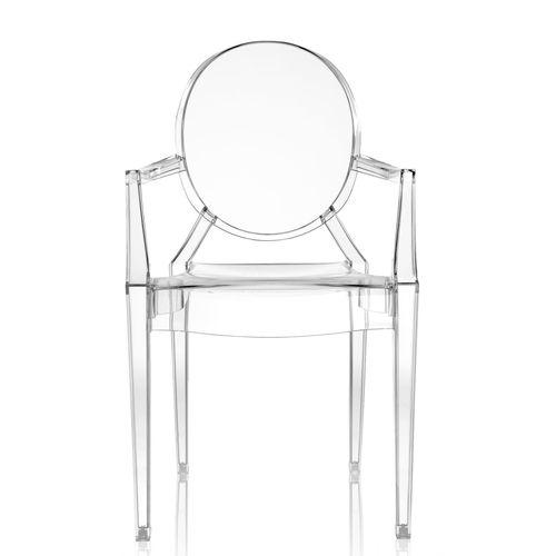 silla de estilo Luis XV