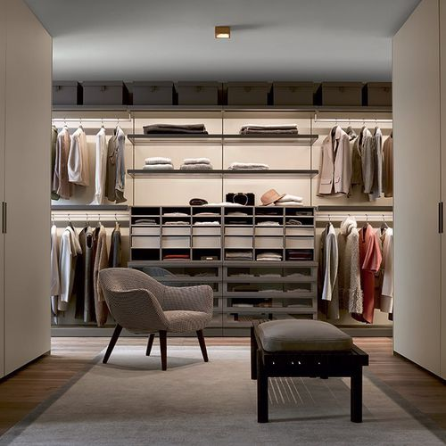 vestidor contemporáneo