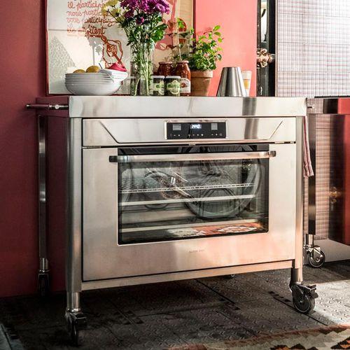 horno eléctrico / colocación libre / empotrable