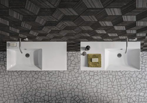 lavabo mural