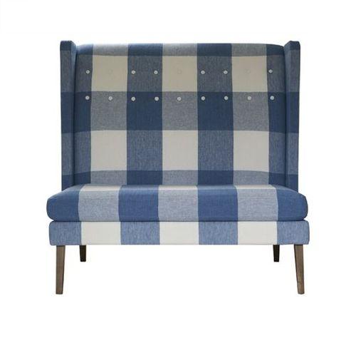 sofá clásico / de tejido / 2 plazas / de 2,5 plazas