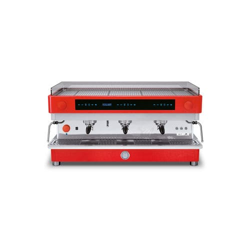 cafetera espresso / completamente automática / de 2 grupos / de 3 grupos