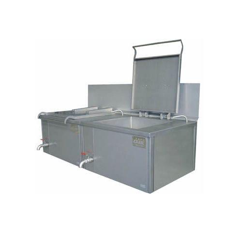 marmita eléctrica / de gas / de vapor / para suelo