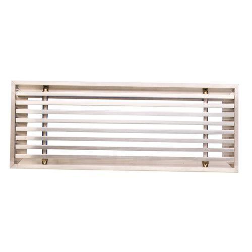Rejilla de ventilación de aluminio PARÉO FRANCE AIR de
