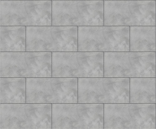 suelo laminado de HDF / flotante con sistema clic / aspecto hormigón / para uso residencial