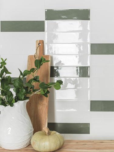 baldosa de interior / de baño / de pared / de cerámica
