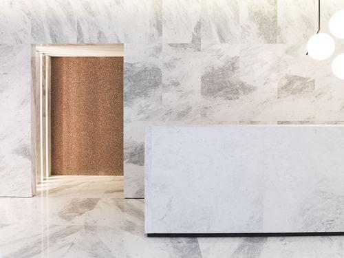 baldosa de interior / de pared / de suelo / de mármol