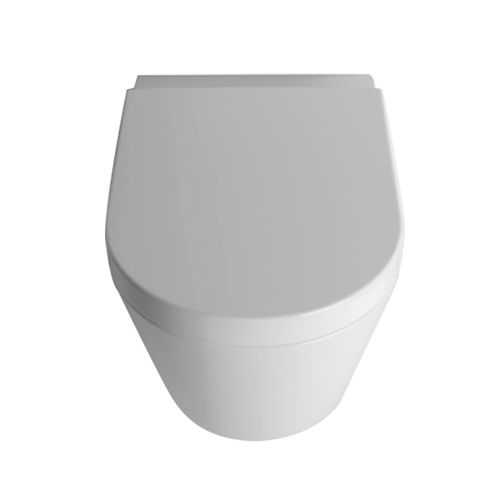 inodoro de pie / de cerámica