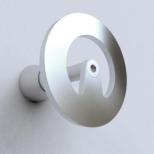 percha de diseño minimalista