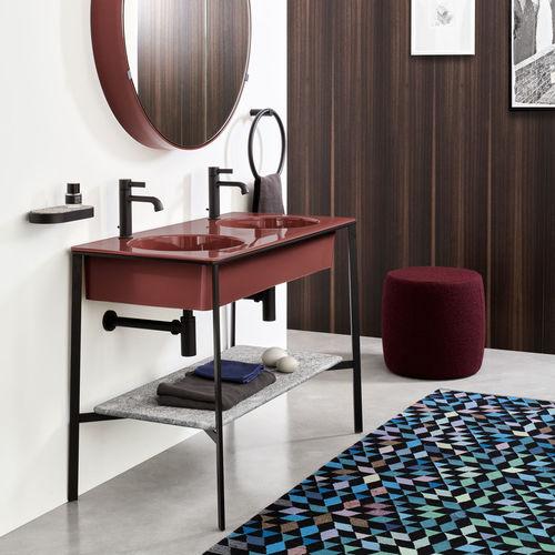 mueble de lavabo doble - Ceramica Cielo
