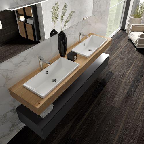 mueble bajo de baño
