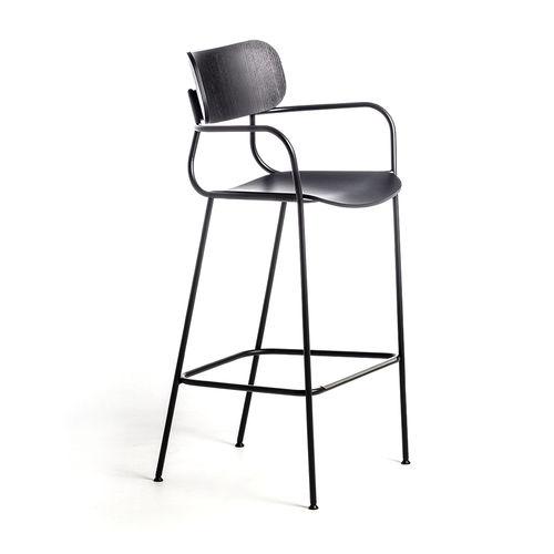 silla de bar contemporánea