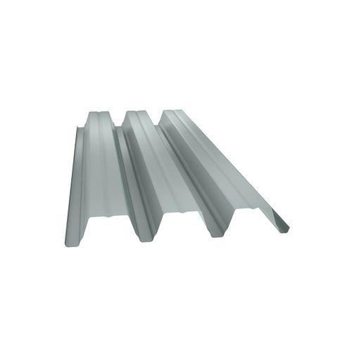chapa acanalada / de acero galvanizado / de cubiertas / autoportante