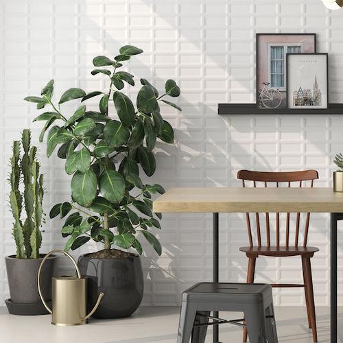 baldosa de interior / de pared / de gres porcelánico / 30x30 cm