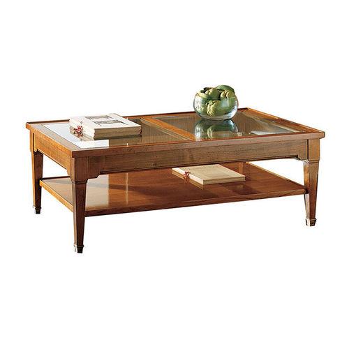 mesa de centro de estilo Luis XVI