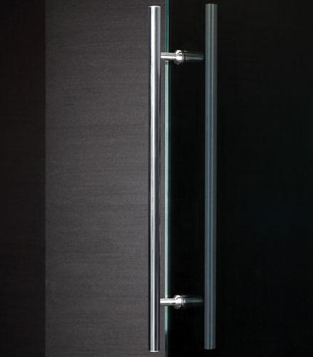 tirador de puerta para puerta de cristal