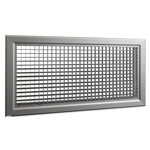 Rejilla de ventilación de aluminio NOVA L Systemair