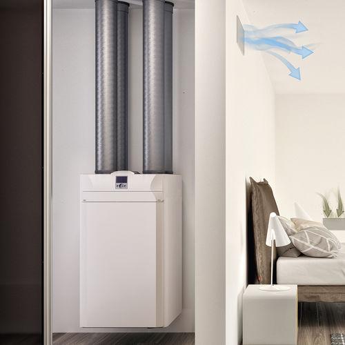 unidad de ventilación termodinámico / residencial / para casa