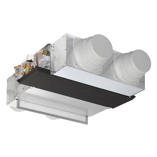 unidad de ventilación centralizada / residencial / para casa