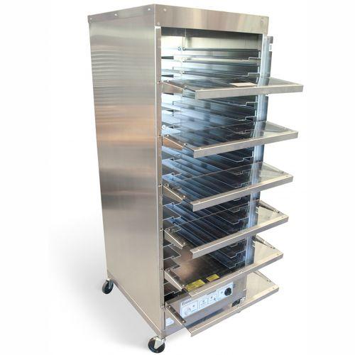 armario de fermentación móvil / intermedio