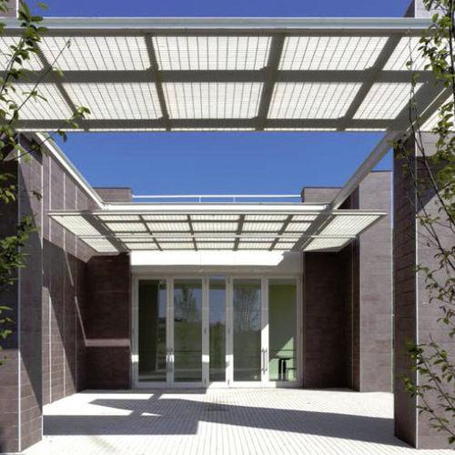 revestimiento de fachada de paneles - Casalgrande Padana