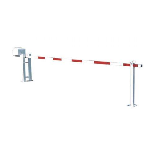 barrera de protección / levadiza / de acero inoxidable / de acero galvanizado
