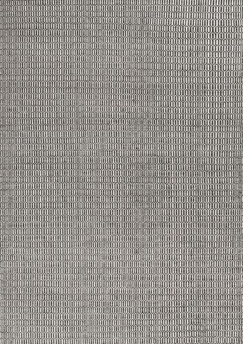 alfombra de diseño original / con motivos geométricos / de lana de Nueva Zelanda / rectangular