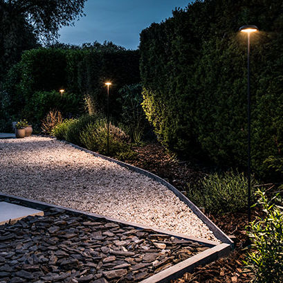 bolardo de iluminación de jardín - BEL-LIGHTING / TERZO-LIGHT