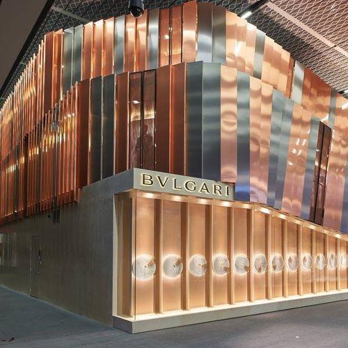 tela metálica tejida para interiores / para fachada / de vidrio / malla cerrada