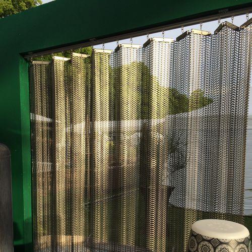 malla metálica de acero inoxidable - MC&I 461 rue Henri Barbusse 26400 Crest