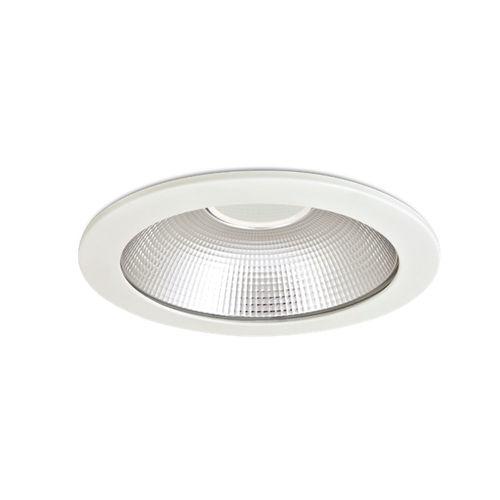 downlight empotrable / LED / redondo / de aluminio