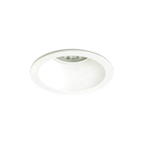 downlight empotrable / LED / redondo / de aluminio fundido
