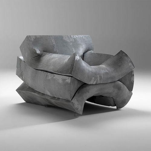 sillón contemporáneo - CASAMANIA HORM