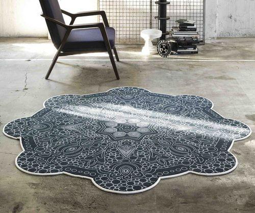alfombra contemporánea